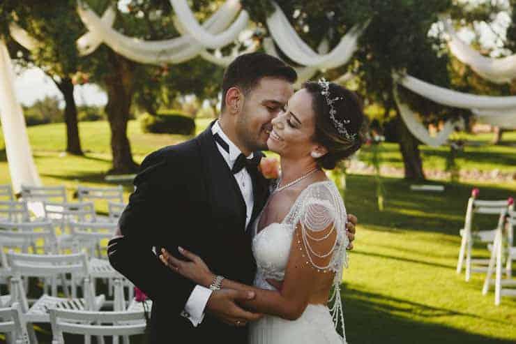 north cyprus wedding - couple shooting