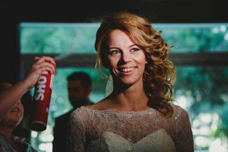Calista Luxury Resort Wedding Bride Getting Ready