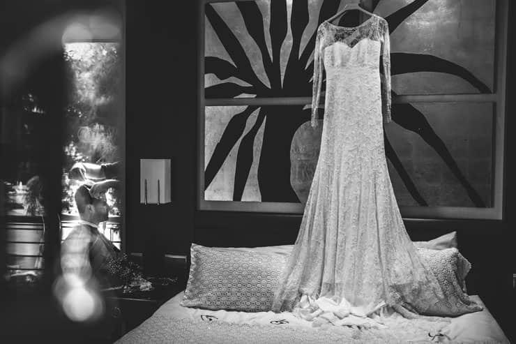 Calista Luxury Resort Wedding Photos