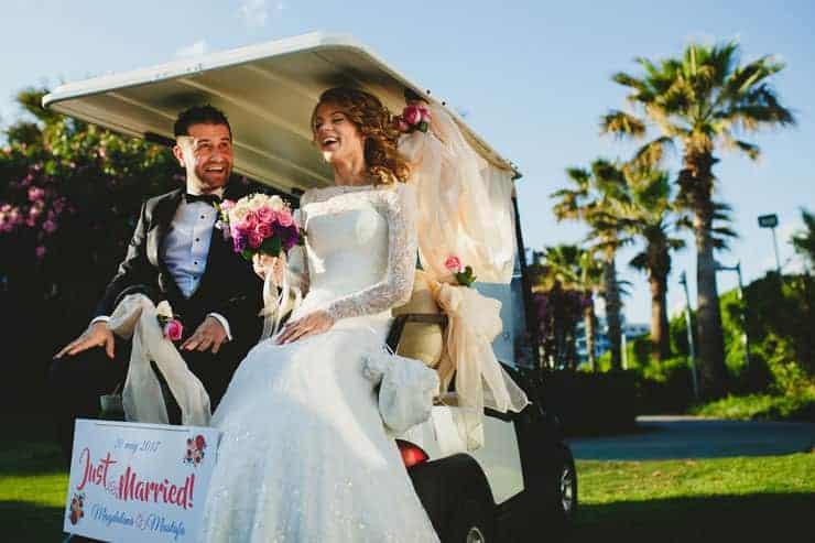Belek Calista Luxury Resort Wedding Photo Shooting