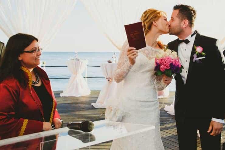 Antalay Belek Calista Luxury Resort Wedding Ceremony