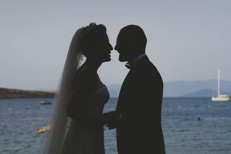 Bodrum Daphnis Hotel Wedding