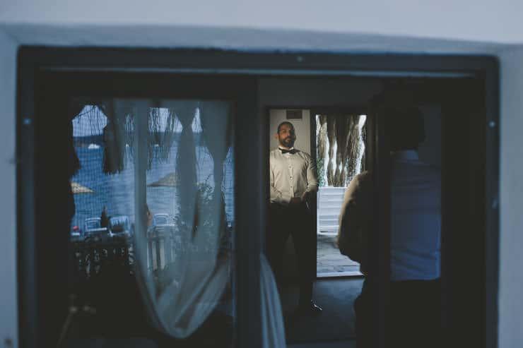 Golturkbuku Daphnis Hotel Wedding Moment