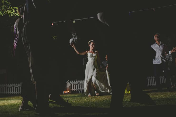 Bodrum Daphnis Hotel Wedding Photos - dance