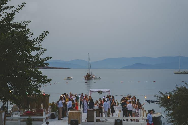 Bodrum Daphnis Hotel Dugun Fotografcisi