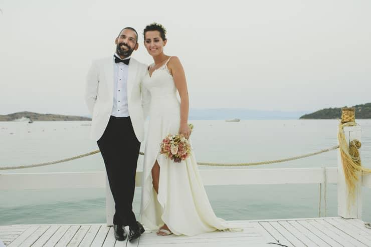 Bodrum Documentary Wedding Photography