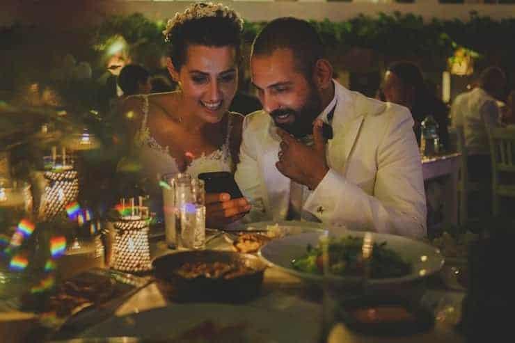Bodrum Daphnis Hotel Wedding Photos