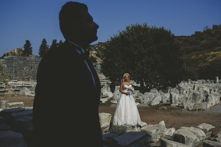 Ephesus Wedding Photos