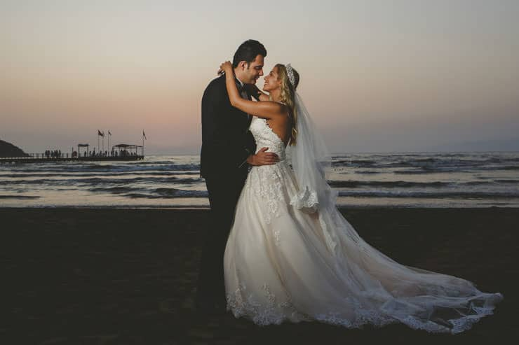 Kusadası Aqua Fantasy Wedding photo