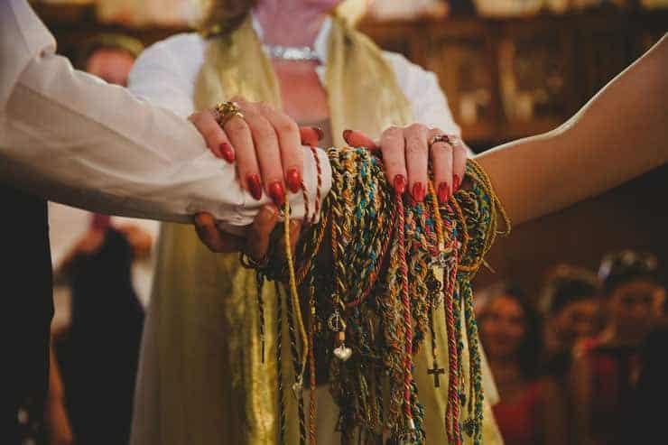 The Netherlands, Eersel Wedding Photos - church