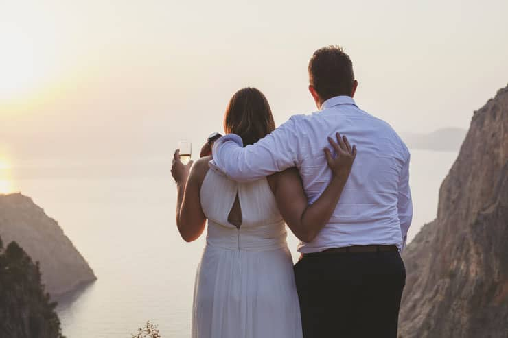 wedding photography at butterfly valley