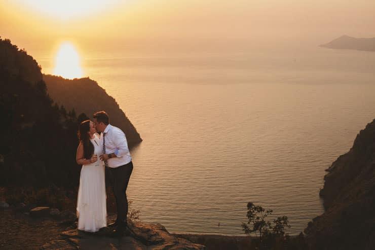 wedding at oludeniz