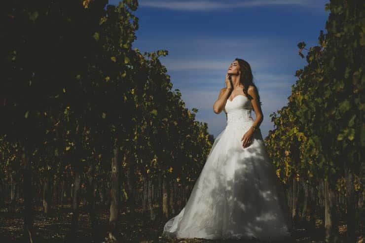 İzmir Urla Şarapçılık Düğün Dış Çekim Fotograflari