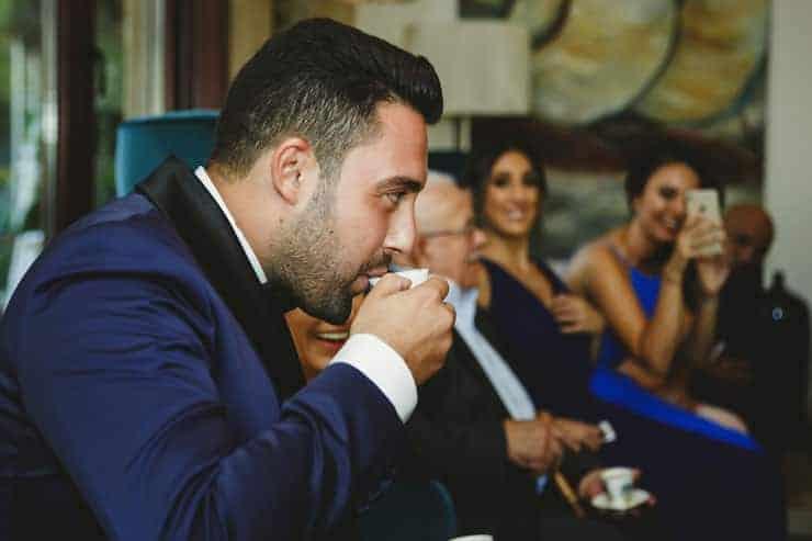 girne tuzlu isteme kahvesi