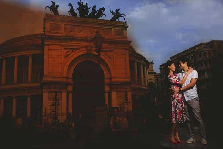 Sicily Palermo Wedding Photos