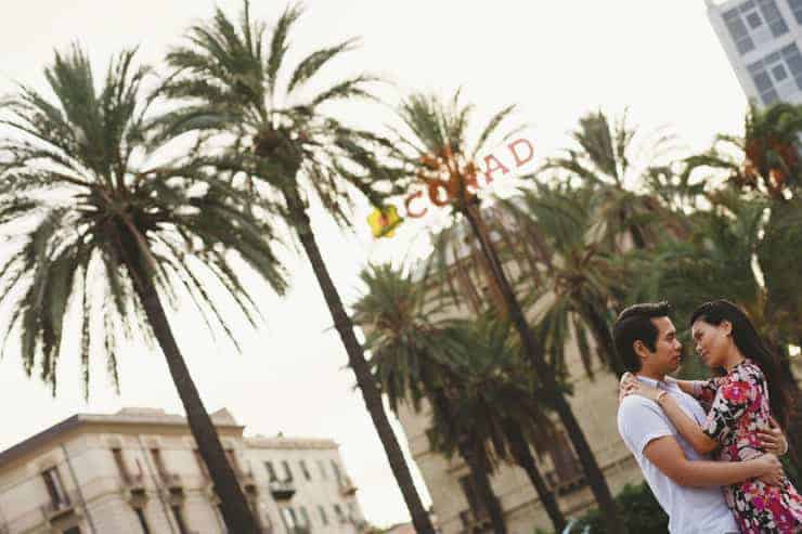 Sicily Palermo Wedding Photos