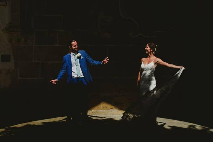 Cyprus Kyrenia Bellapais Abbey Wedding Photos-groom