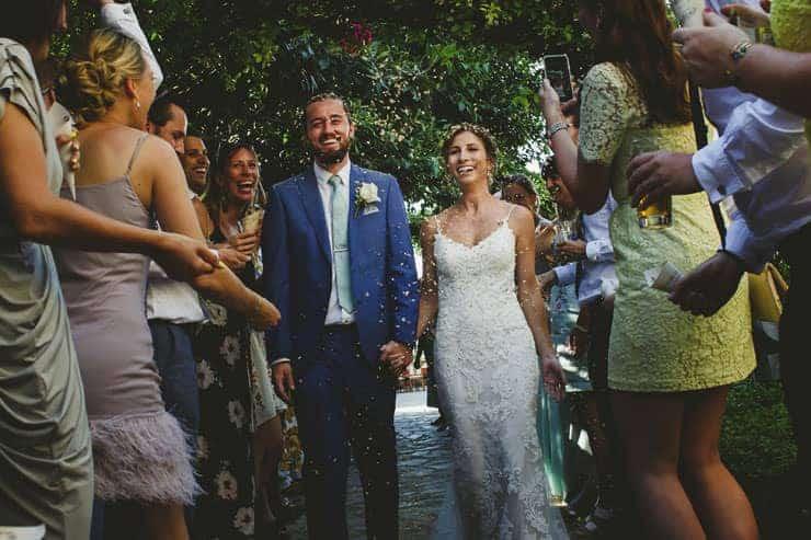 Kyrenia Bellapais Abbey Wedding Photography