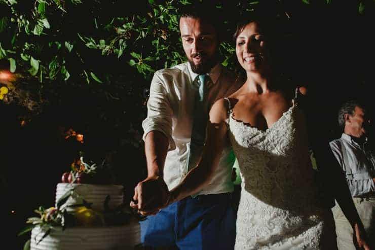 Kyrenia Bellapais Abbey Wedding - First Dance
