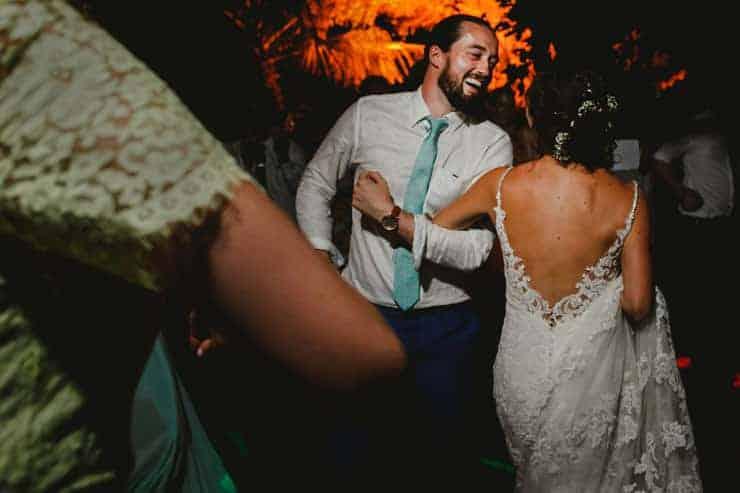 Bellapais Abbey Wedding - Irish Dance