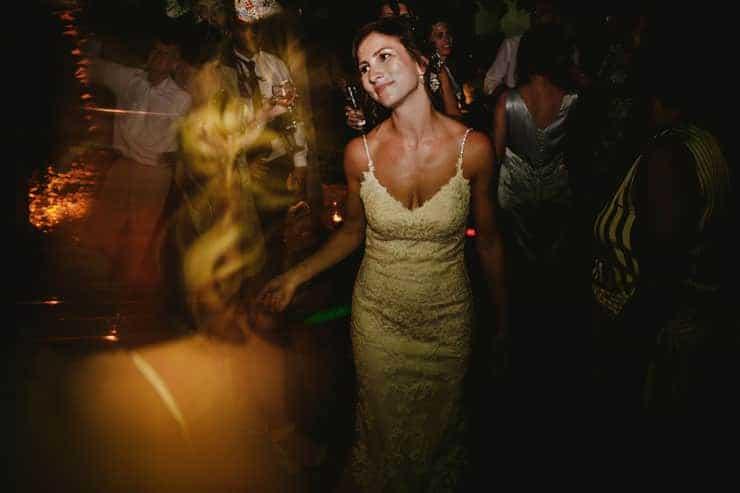 Bellapais Abbey Wedding - Irish Dance Bride