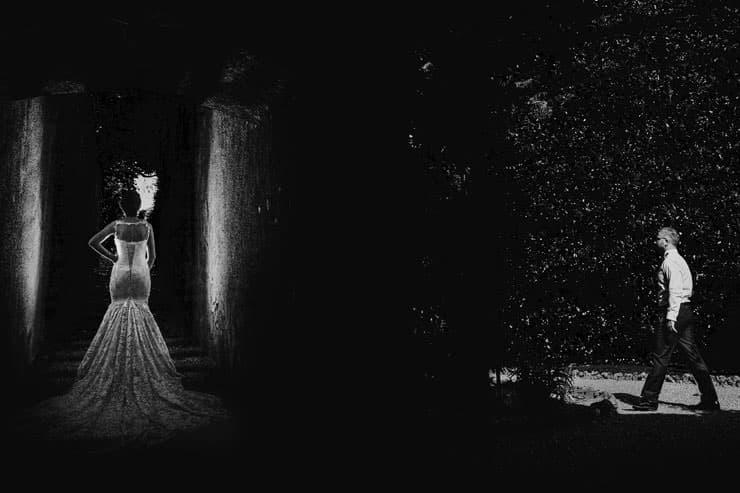 Como Lake Villa Pizzo Wedding Photos - Ceremony
