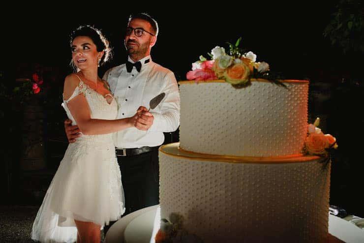 Como Lake Villa Pizzo Wedding Photos