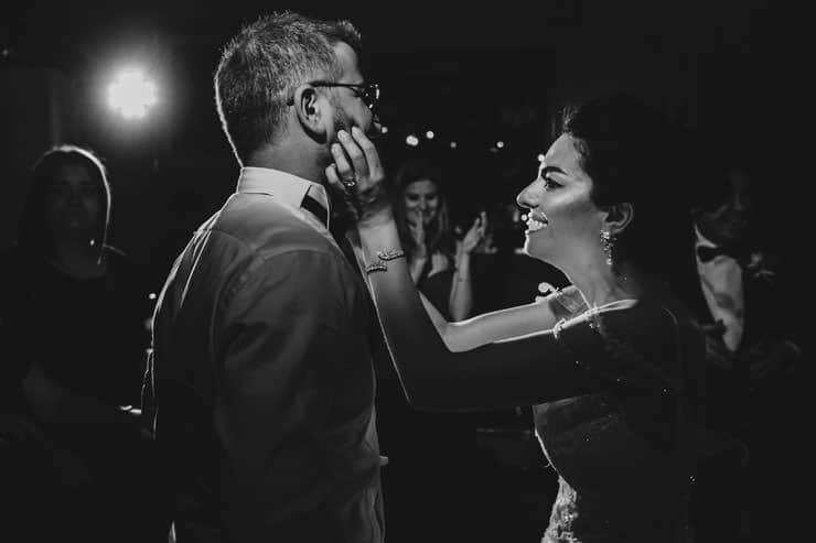 Villa Pizzo Wedding Photos - After Party