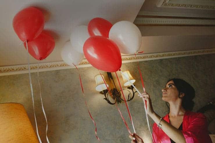 Girne Merit Park Hotel Dugun - Gelin Odasindan