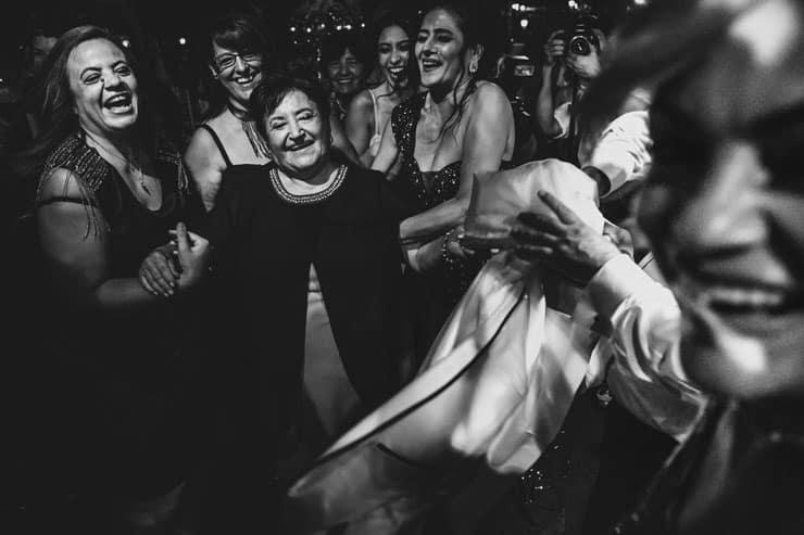 Kibris Merit Park Hotel Düğün - After party gelin