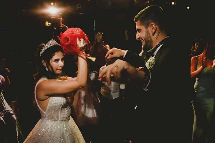 Kibris Merit Park Hotel Düğün Eglencesi - Testi Dansı