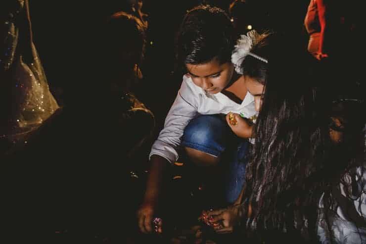 Kibris Merit Park Hotel Düğün Eglencesi - Geleneksel Testi Dansı