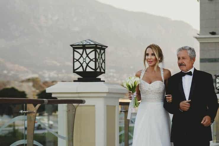 Girne Merit Royal Premium Düğün Damat Gelini Beklerken