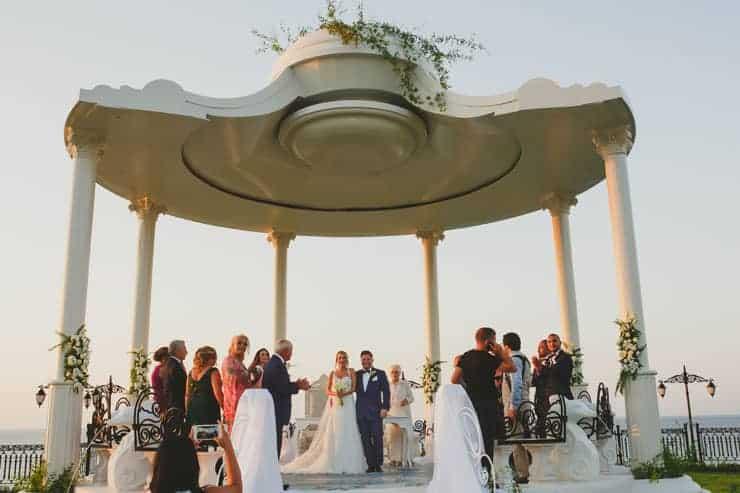 Girne Merit Royal Premium Düğün İlk buluşma