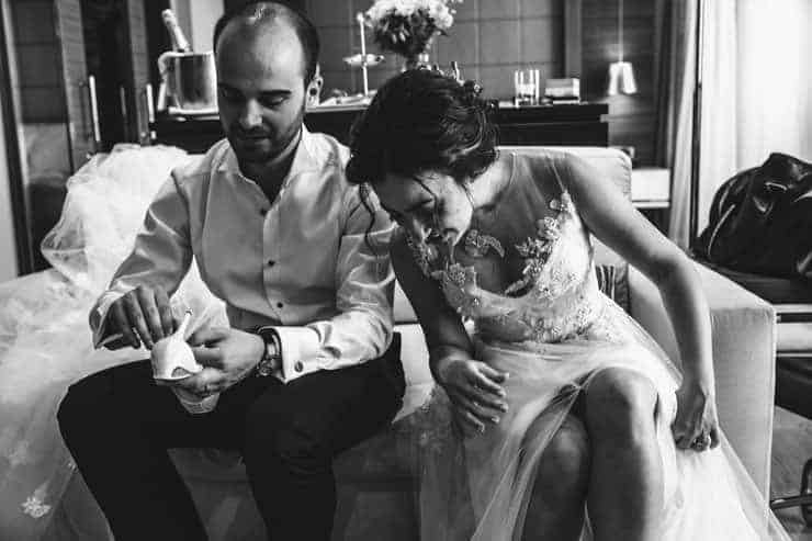 Grand Tarabya wedding photographer - moments
