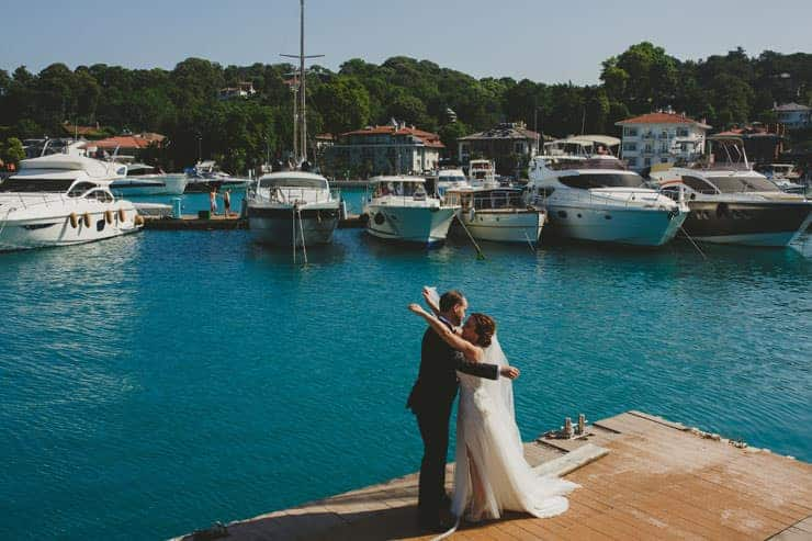 Istanbul Grand Tarabya weddings - photos