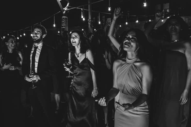 İzmir Luciene Arkas Bağları Düğün - Gece Eglencesi