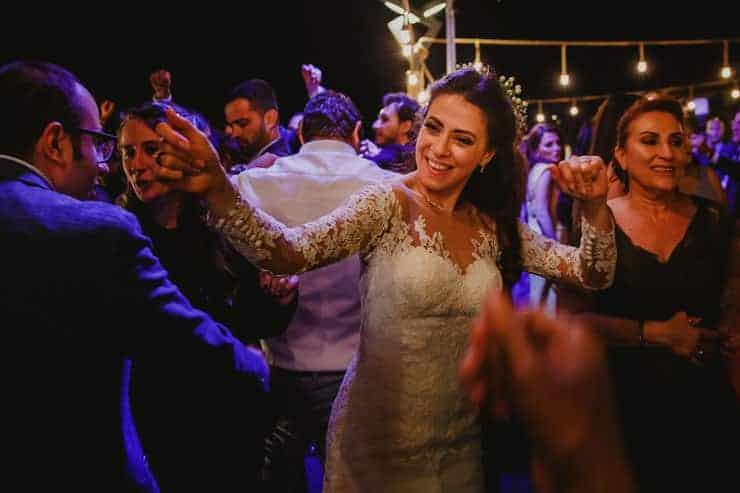 İzmir Luciene Arkas Bağları Düğün - Zeybek