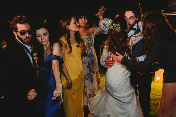 Luciene Arkas Vineyard LA Mahzen Wedding Photos