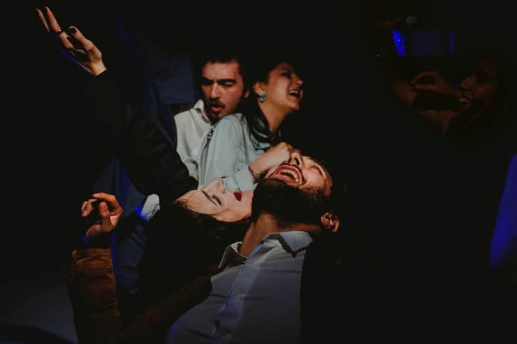 Izmir Luciene Arkas LA Mahzen Dugun - After Party