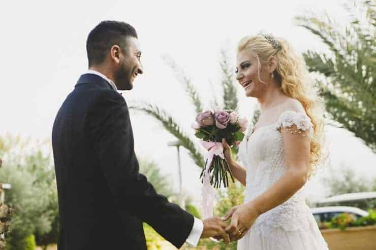 Wedding Photos at Vuni Palace Hotel in Cyprus