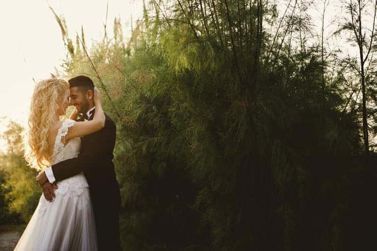 Wedding Photos at Vuni Palace Hotel