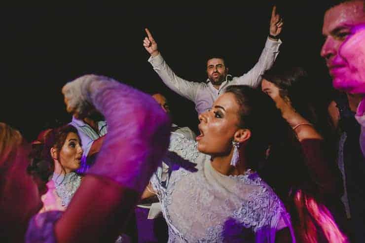 Kibris Vuni Palace Hotel Dugun - damat dans