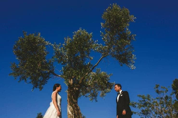 Kyrenia Korineum Wedding Photo