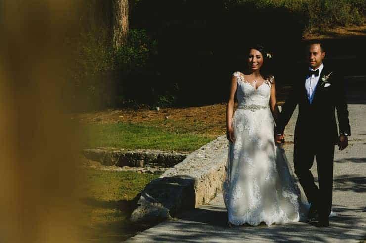 Kyrenia Korineum Wedding Photo Session
