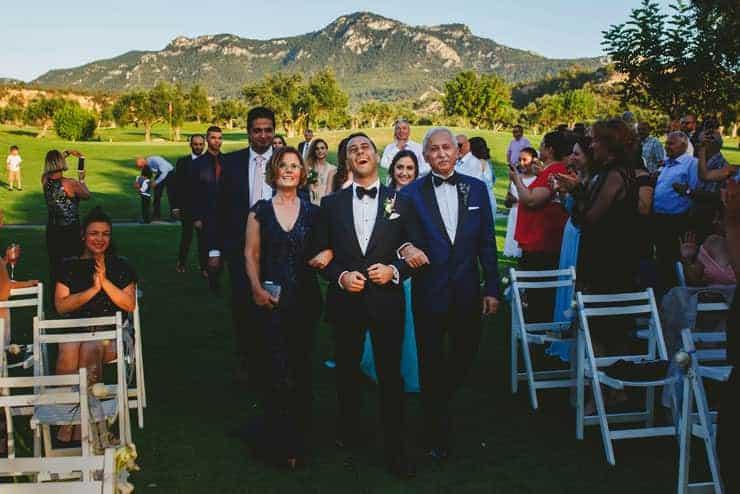 North Cyprus Korineum Wedding