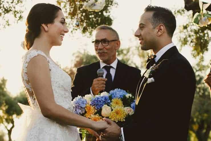 North Cyprus Korineum Wedding - Rings