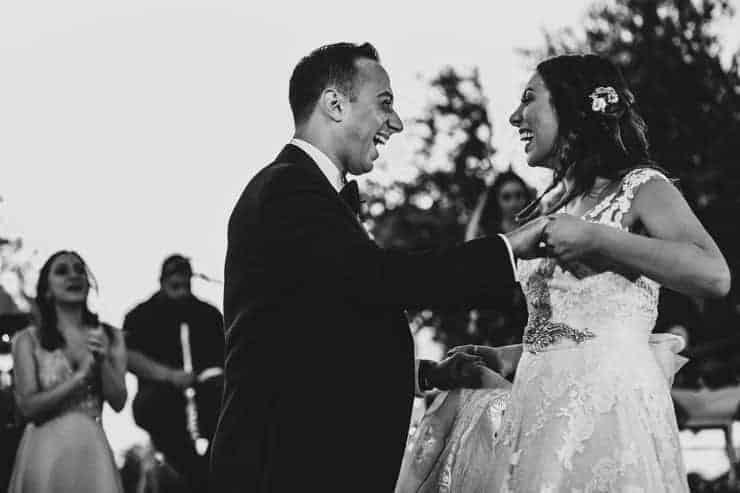 North Cyprus Korineum Wedding - after ceremony