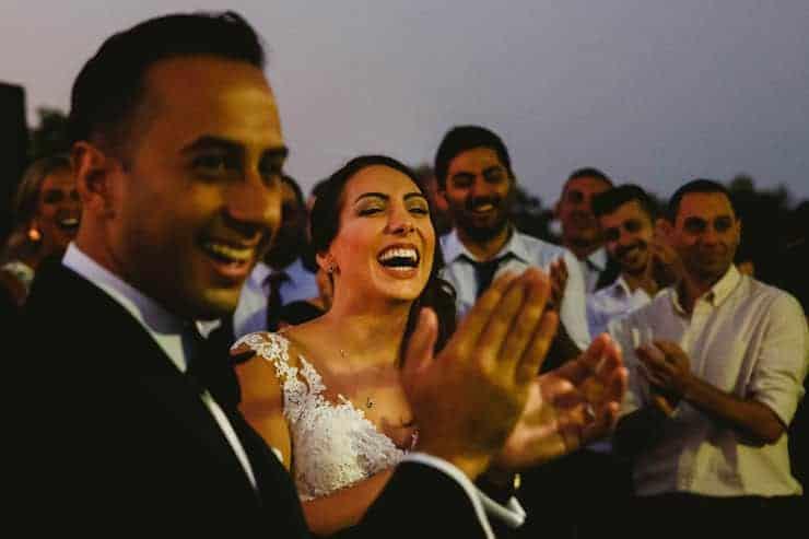 North Cyprus Korineum Wedding - reception