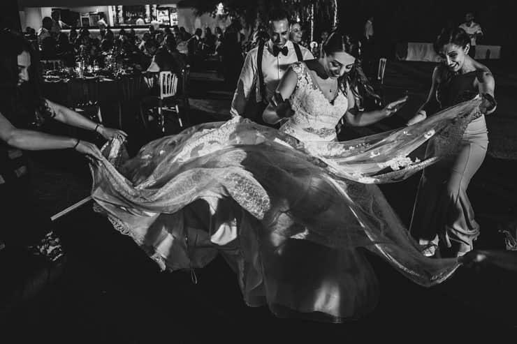 North Cyprus Korineum Wedding - lets dance
